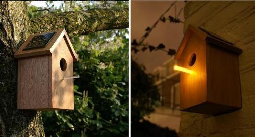 Iluminación LED para exteriores modernos 3