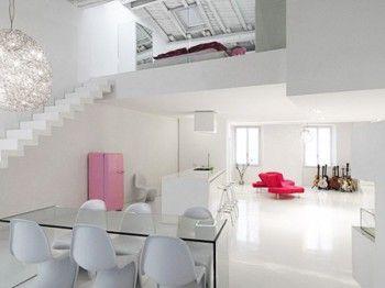 Loft decorado por Romolo Stanco