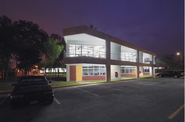 Moderno Campus en Perú