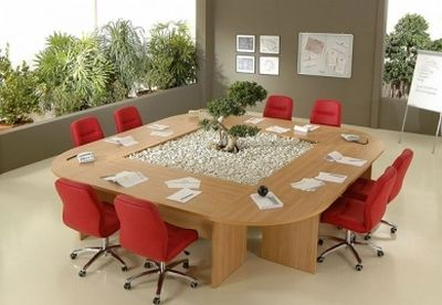 Oficinas estilo zen for Decoracion con plantas de interior para oficinas