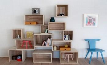Utilizando todos los espacios en la decoración del hogar