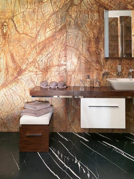 apartamento en Moscú baño