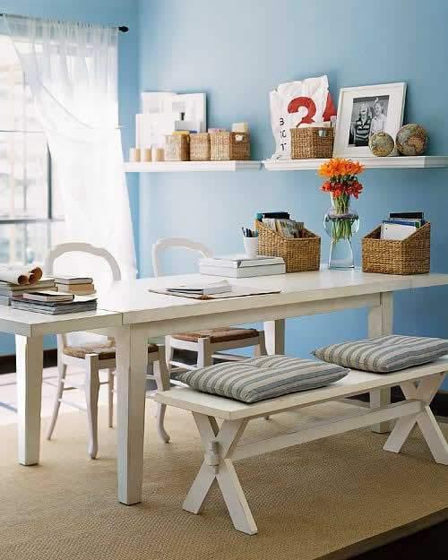 Ideas que funcionan para comedores peque os - Comedores modernos para espacios pequenos ...