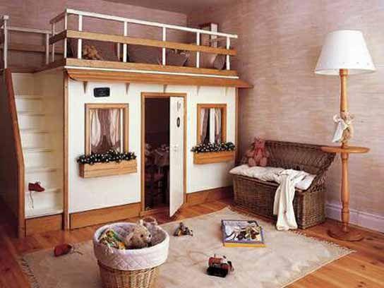 Ideas de cuartos infantiles tem ticos - Decoracion cuarto de estar ...