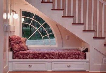 espacio bajo la escalera