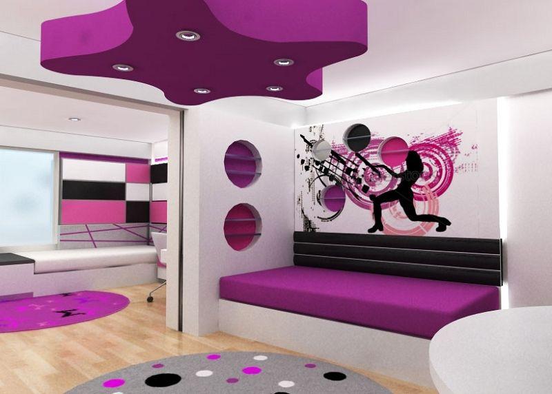 Consejos para decorar una habitacion juvenil for Quiero ver muebles