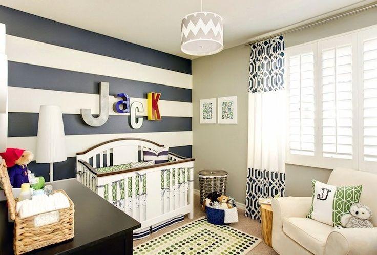 Ideas para cuartos de bebé