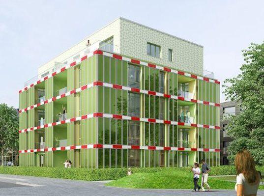 BIQ House render