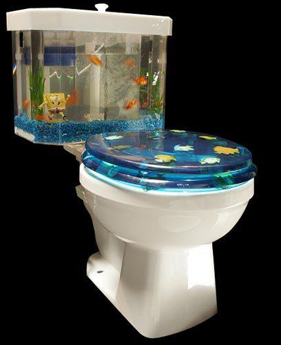 Baños infantiles Bob Esponja 3