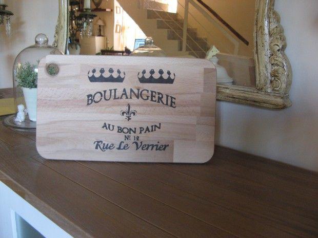 Cocinas decoradas con tablas de madera 2