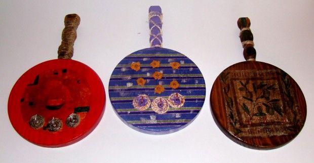 Cocinas decoradas con tablas de madera 3