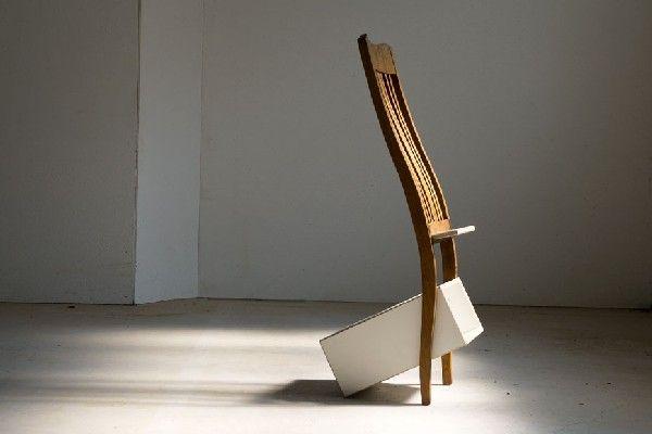 Como arreglar las sillas viejas..