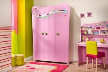 Como elegir el armario adecuado para las habitaciones infantiles