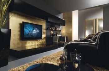 Como iluminar la sala de televisión