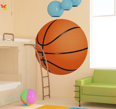 Decoración dormitorio NBA 3