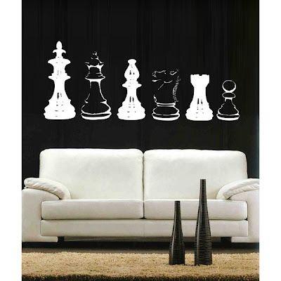 Decoracion de interiores inspiracion ajedrez 1