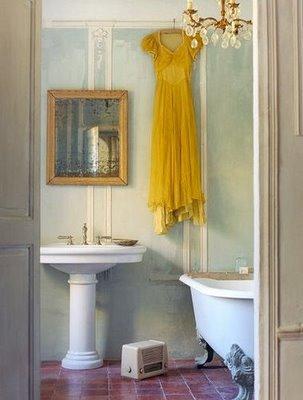 Detalles vintage para tu baño  2