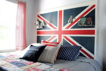 Dormitorio estilo British 4