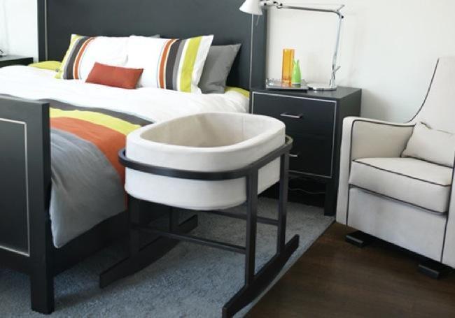 Dormitorios mixtos para padres y bebes - Habitaciones de bebes modernas ...