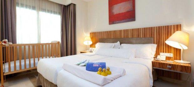 Dormitorios mixtos para padres y bebes 3