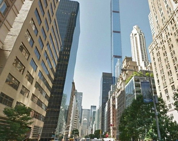 Edificio de apartamentos mas alto de NY 2