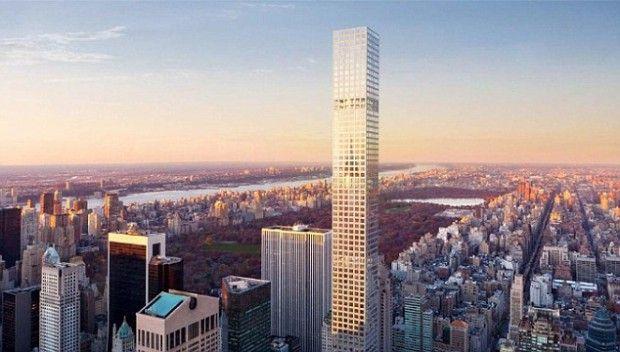 Edificio de apartamentos mas alto de NY