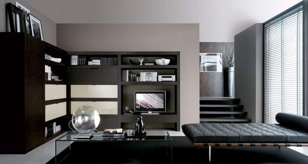 El Color Negro En La Decoracion Del Hogar - Ultimo-en-decoracion-de-hogar