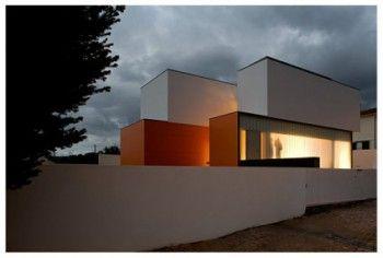 El uso de las luces en el exterior de la vivienda