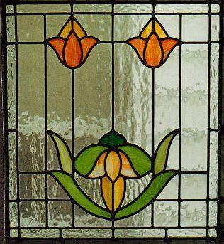 El uso de los vitrales en la decoración