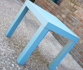 Elaborar una mesa paso a paso