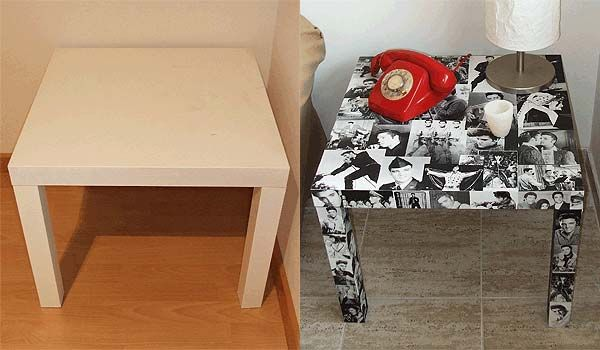 Elaborar una mesa paso a paso.