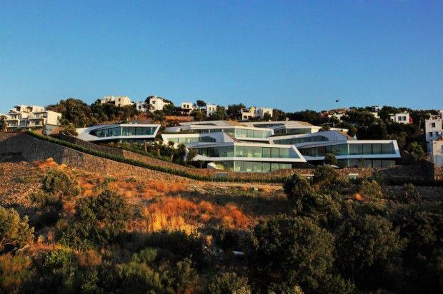 Hebil 157 Houses panoramica
