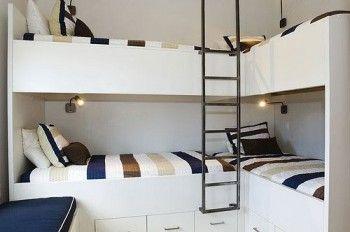 Ideas de dormitorios para 4