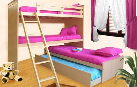 Ideas de dormitorios para 4  - 4