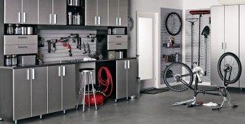 Ideas para la limpieza del garaje.