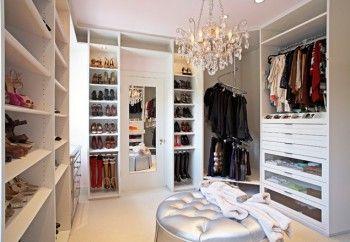 Importancia del uso de armarios en el hogar