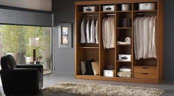 Importancia del uso de armarios en el hogar.