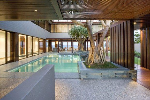 Moderna residencia australiana