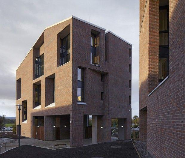 Moderna universidad de medicina residencia