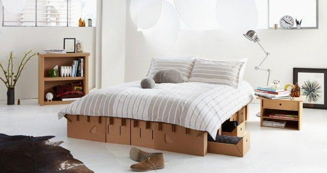 Muebles de cart n - Imagenes de muebles de carton ...