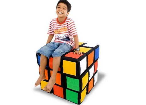 """Muebles de inspiración """"Cubo Rubik"""" 3"""