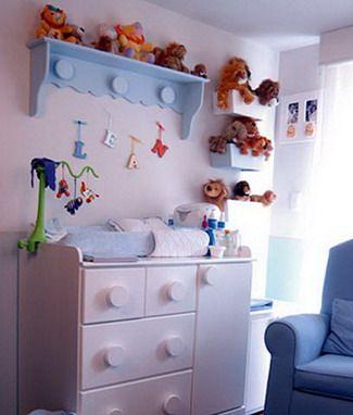 Osos de peluche para decorar dormitorios 1