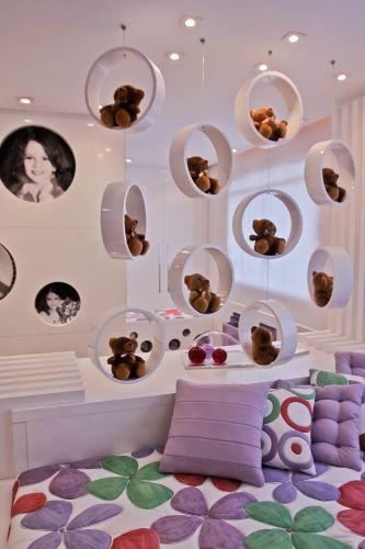 Osos de peluche para decorar dormitorios 3
