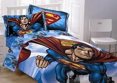Superman en la decoracion de interiores 4