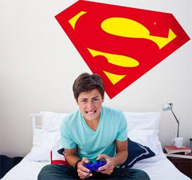 Superman en la decoracion de interiores 6