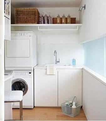Zona de lavado y planchado en la cocina2