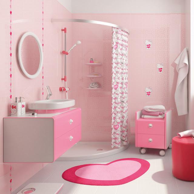 Baños para niñas