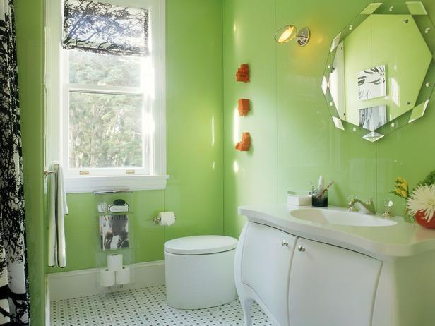baños verde