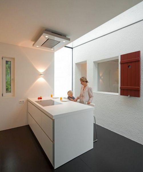 moderna casa alemana interiores