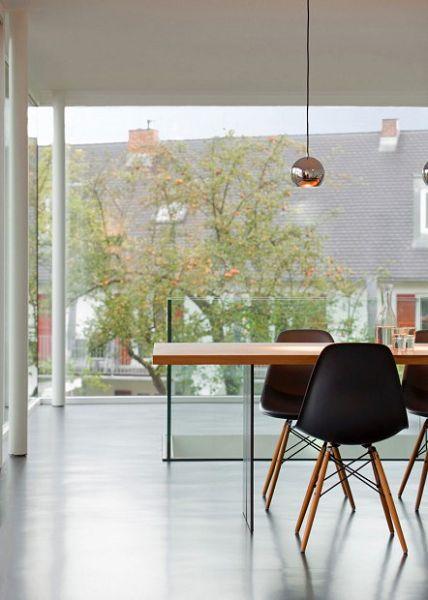 moderna casa alemana mobiliario